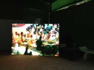 Indoor Video Display