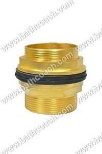 Brass Water Tank Nipple
