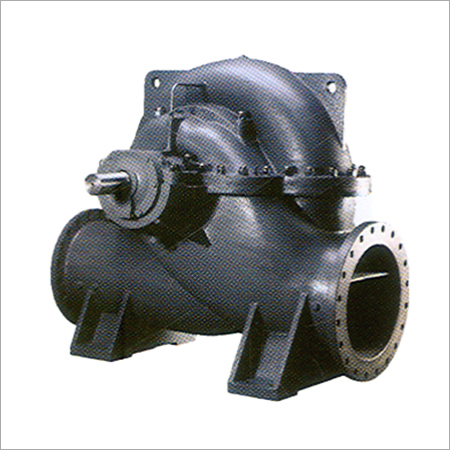 Double Section Split Casing Centrifugal Pump