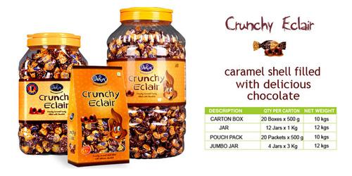 Crunchy Eclair