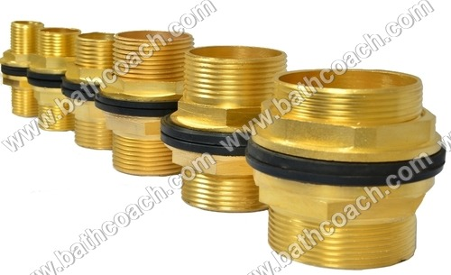 Brass Water Tank Connector