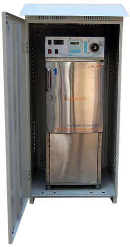 Refrigerated Wastewater Effluent Sampler
