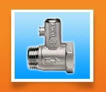 Safety Relief Valve For Boilers Without Lever Handle