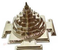 Brass 3D Meru Chakra Shree Yantra Manufacturer,Supplier,Exporter