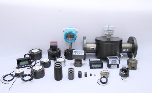 oil filling machine flow sensor