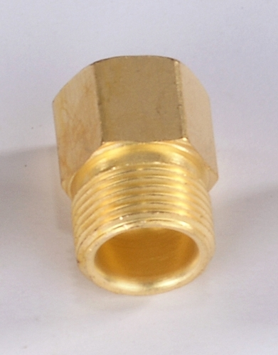 Brass Hex Connector