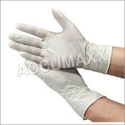 Powdered Free Latex Examination Gloves