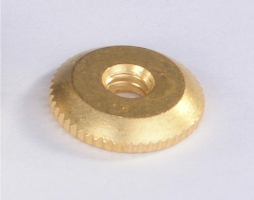 Brass Knurling Nut