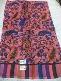 pure silk Kani printed stoles