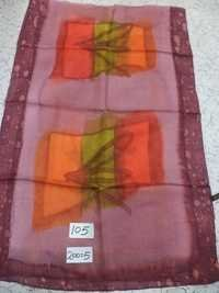 Pure Silk Hand Painted Stoles