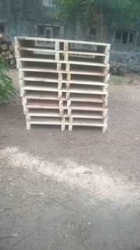 Industrial Wooden Packaging Pallet
