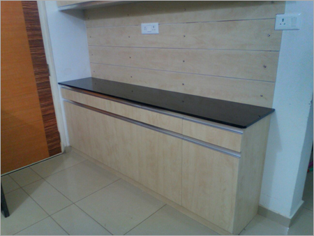 Customized Modular Kitchen Furniture