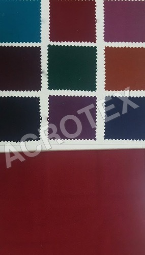 Acrylic Cashmilon Plain Fabric