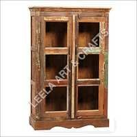 Reclaimed Antique Mid Size Almirah