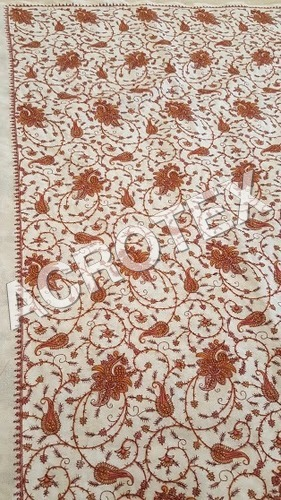 Ladies Embroidered Shawls