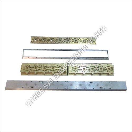 Soap Mould for Mill India Stamper Machine