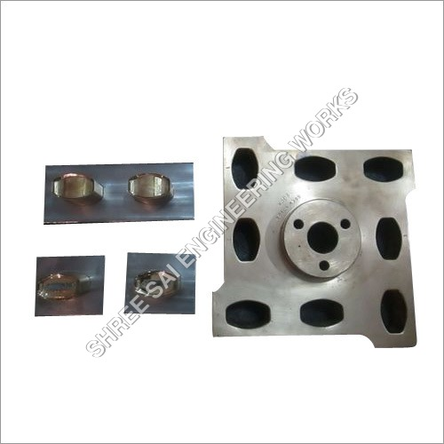 Maharastra Stamper Branded Soap Mould