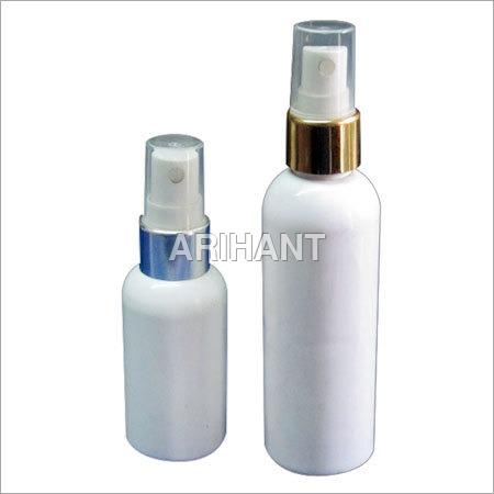 Plastic Perfume Bottles
