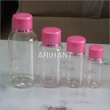 Plastic Medicine Bottle