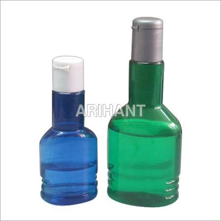 Colored Cosmetic Bottles