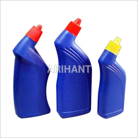 Colored Plastic Bottles