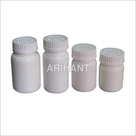 Capsule and Tablet Containers