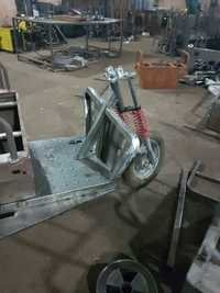 Rickshaw Front Body Part