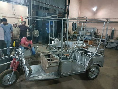 Industrial Rickshaw Parts