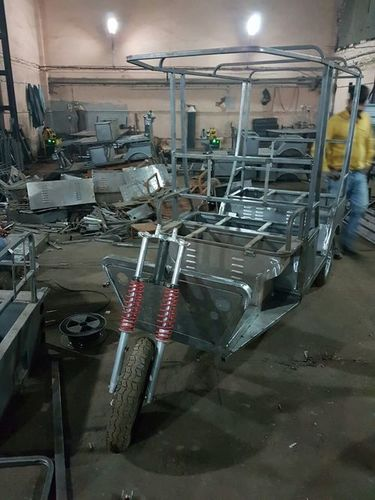 Electric Rickshaw Parts
