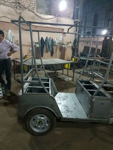 Public Electric Rickshaw Parts