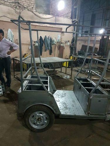 E-Rickshaw Chassis