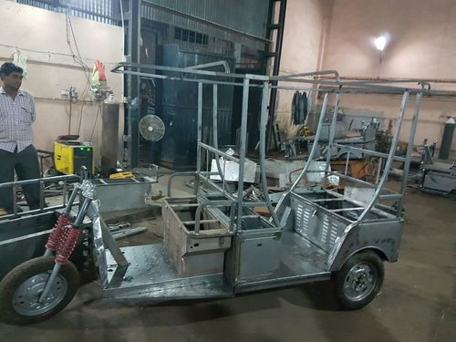 Electric Rickshaw Body Parts