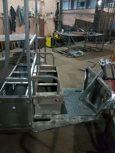 Industrial Rickshaw Body Parts
