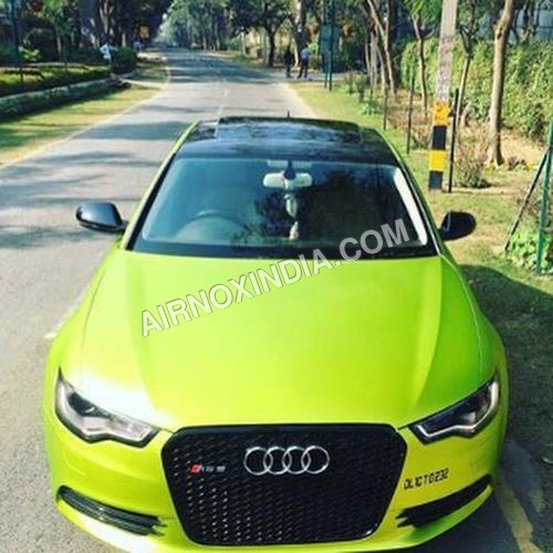 CAR WRAPPING FOR AUDI CARS