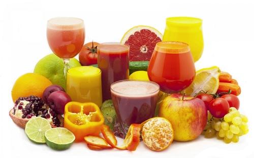 Fruit Juices Nectars