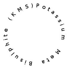 Potassium Meta Bisulphite (KMS)