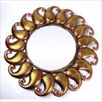 Iron Frame Mirror