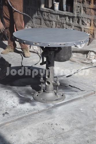 Industrial Zak Table , Jodhpur iron Furniture