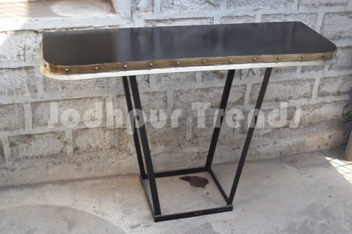 Iron Console Table, Jodhpuriron Furniture