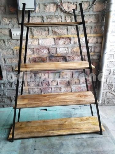 Industrial Book Shelf , Industrial Furniture wholesale