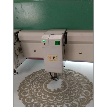 Chain Stitch Embroidery Machine