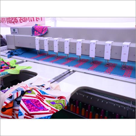 Chain Stitch Machine