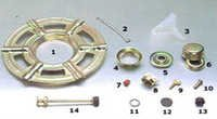 Pressure Stove Parts