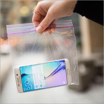Plastic Bag For Mobile