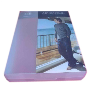 PP Printed Box