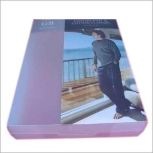 PP Printed Box