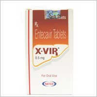 Entecavir - X-VIR