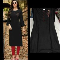 Fancy Georgette Kurtis