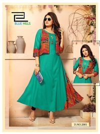Stylish Georgette Kurtis