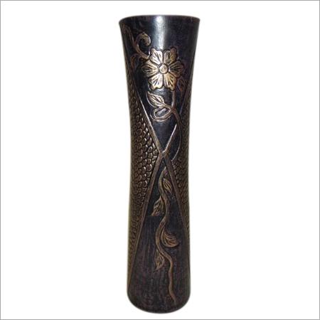 Metal Flower Vases Printed
